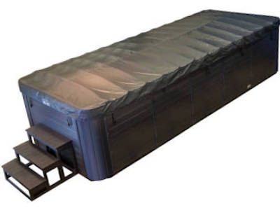 Rollup Swimspa covers
