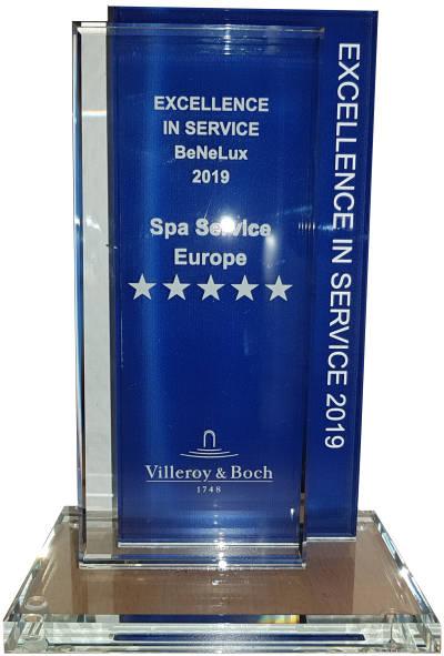 Uitstekende service Villeroy & Boch spas