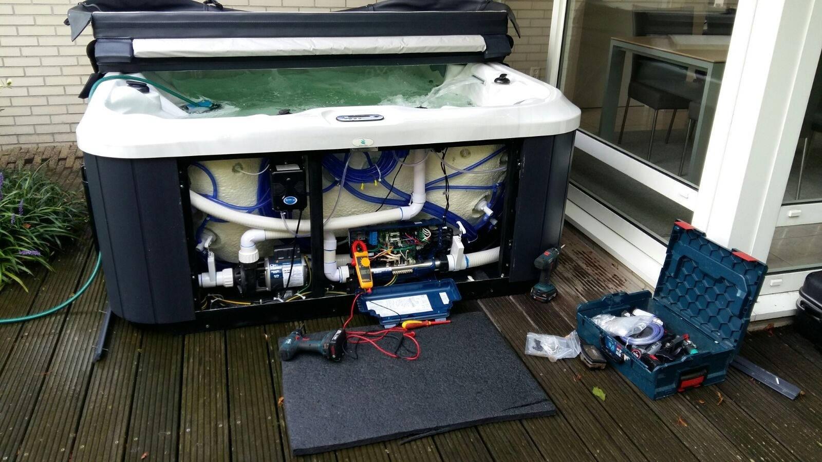 Plaatsing Allseas spa DS-101 in Bergen op Zoom