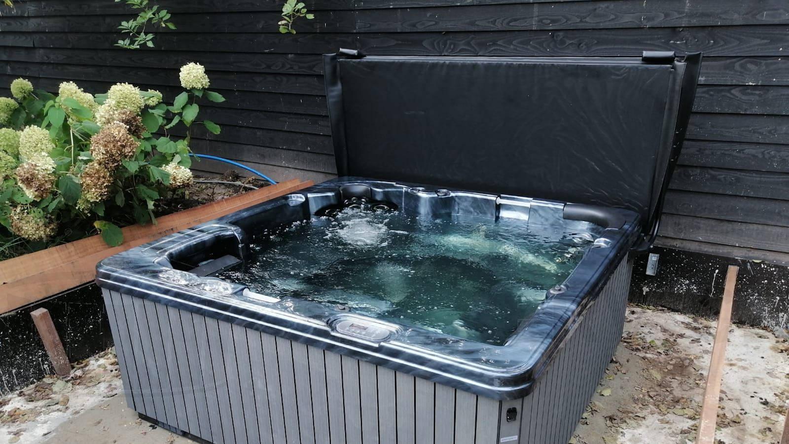 Plaatsing van een spa in Utrecht