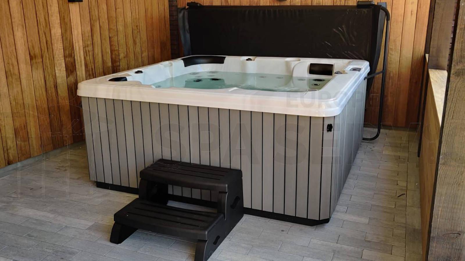 Plaatsing van een spa in Venlo