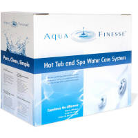 AquaFinesse Hot tub en Spa Water Care Box