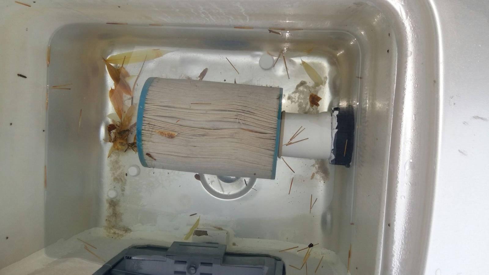 Filtratieproblemen opgelost in een Chinese spa in Noordwelle