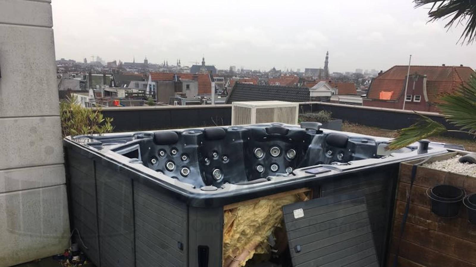 Reparatie Sunspa Roma Diamondline in Amsterdam