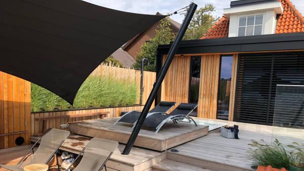 Schoonmaakbeurt van een Villeroy & Boch Just Silence spa in Aalsmeer