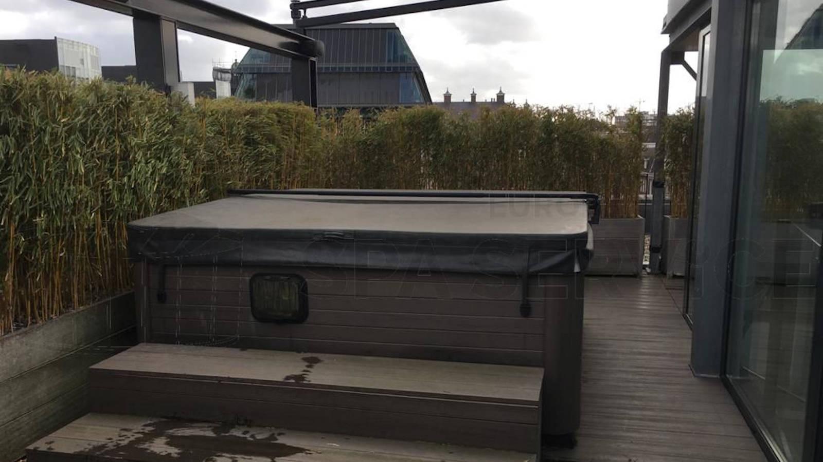 Algemeen onderhoud van een spa in Amsterdam