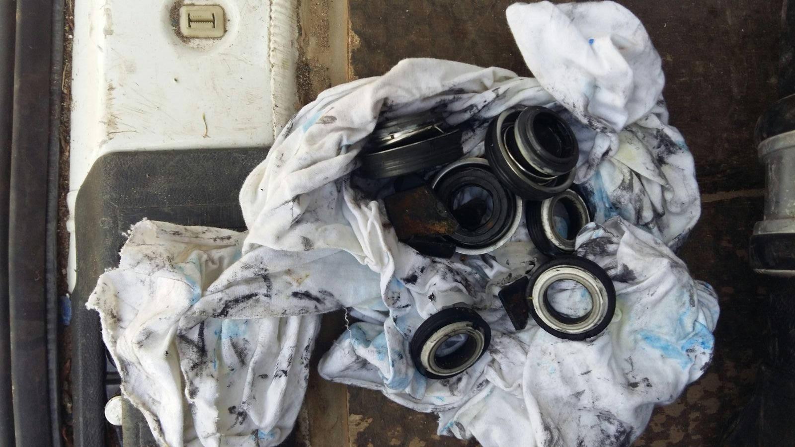 Reparatie lekkage Twodee spa in Waarland