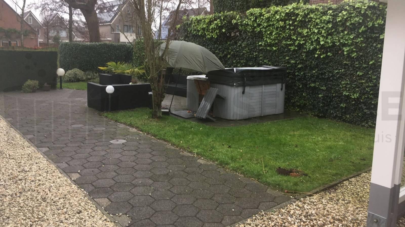 Druksensoren vervangen van een spa in IJsselstein