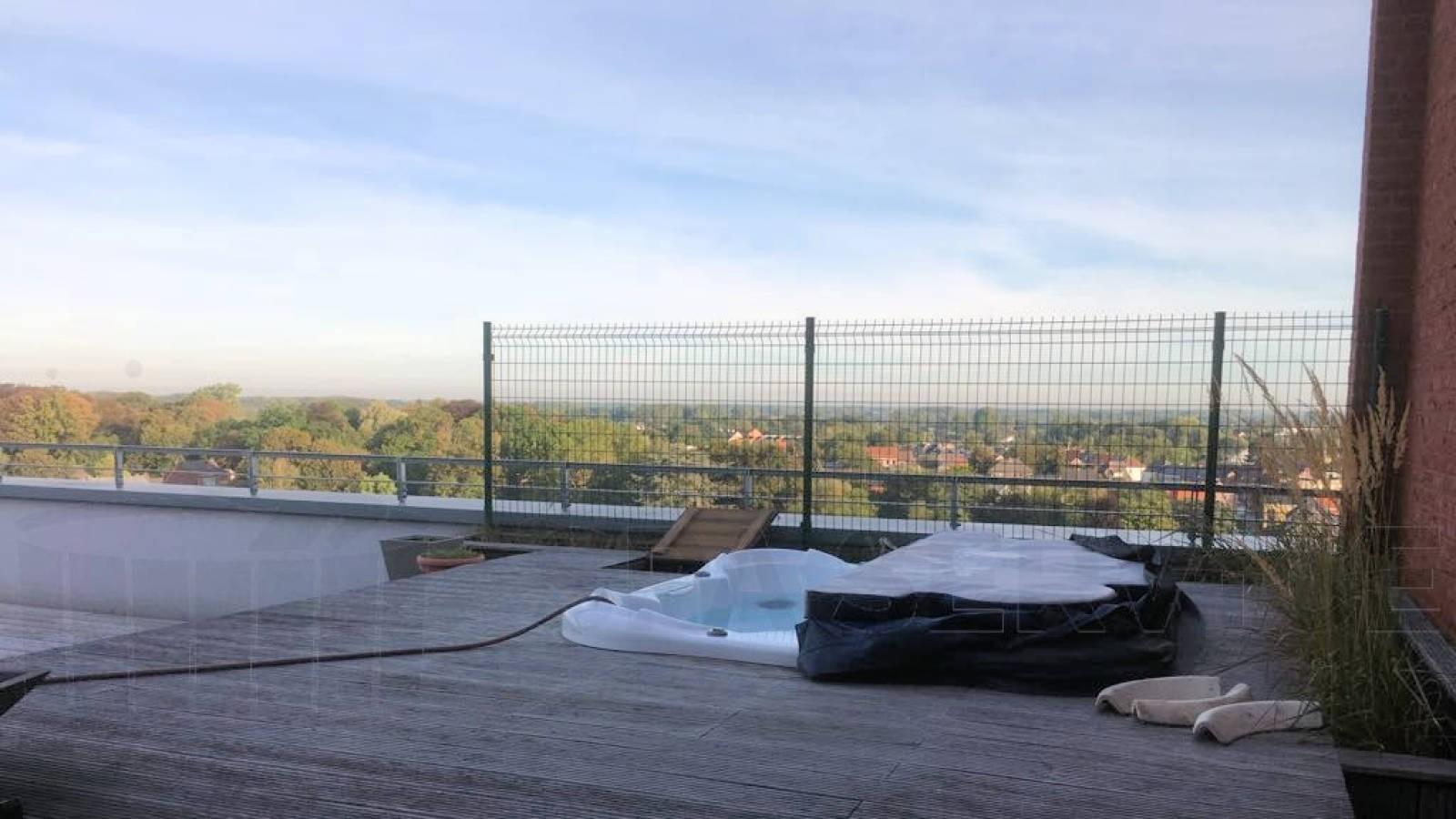 Inspectie defecte Teuco 608 spa in Herent België