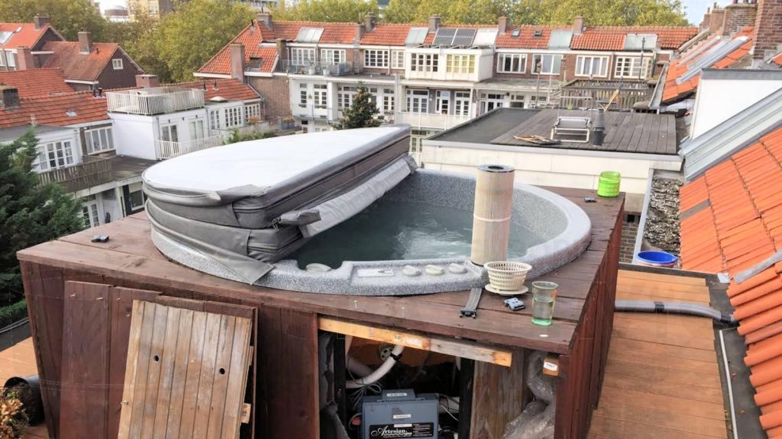 Elektrische storing verholpen van een Artesian South Seas 627 spa in Amsterdam