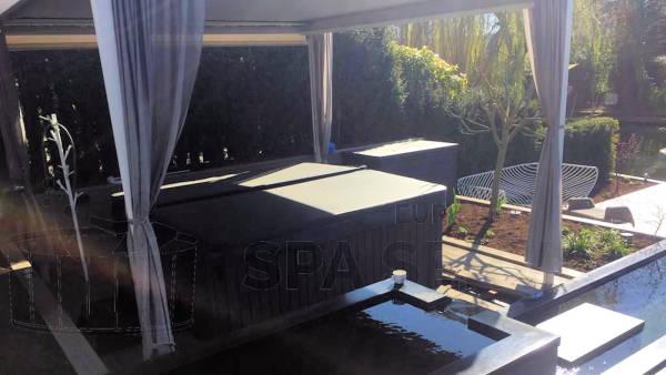 Reparatie van een spa in Almere