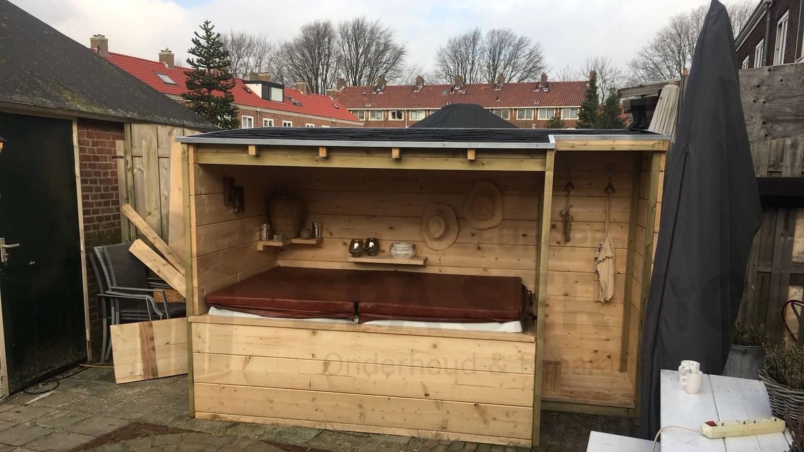 Storing verholpen aan een Chinese spa in Velzen